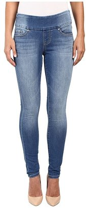 Jag Jeans Nora Pull-On Skinny Knit Denim Jean (Vintage Classic) Women's Jeans