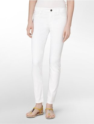 Calvin Klein Ultimate Skinny White Wash Jeans