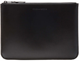 Comme des Garcons Pouch in Very Black | FWRD
