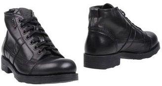 O.x.s. Combat boots