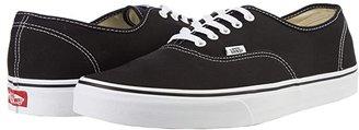 Vans Authentictm Core Classics (True White) Skate Shoes