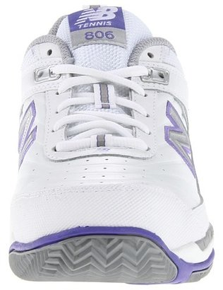 New Balance WC806 Women's Tennis Shoes