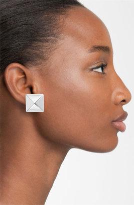 Kate Spade 'locked In' Large Stud Earrings