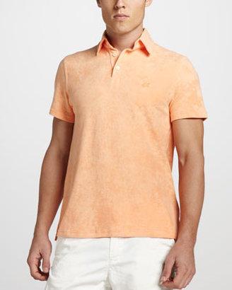 Vilebrequin Terry Polo, Orange