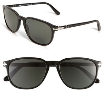 Persol Polarized 55m Keyhole Sunglasses