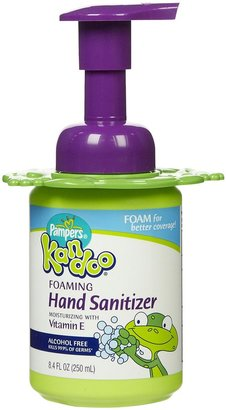 Pampers Kandoo Foaming Hand Sanitizer - Unscented