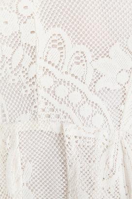 Free People Salinas Foil Print Dress