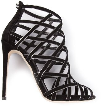 Dolce & Gabbana lattice sandal