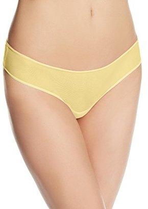 Natori Josie by Women's Fishnet Cheeky Panty Thong