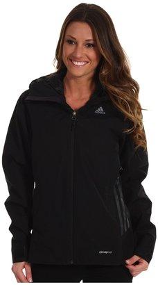 adidas Outdoor - Terrex Swift 2L Spring Jacket (Black) - Apparel