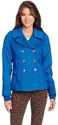 Tommy Hilfiger Junior's Double-Breasted Pea Coat