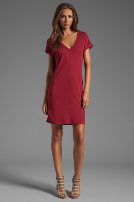 Lanston V Neck Dress