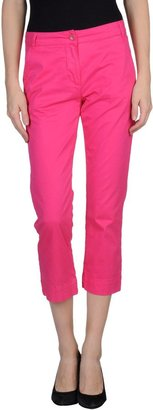 Moschino Cheap & Chic 3/4-length shorts