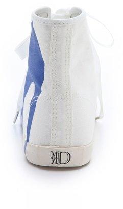Be & D Big City High Top Sneakers