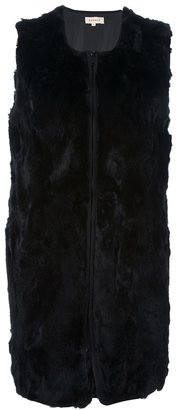 P.A.R.O.S.H. 'Iside' fur gilet