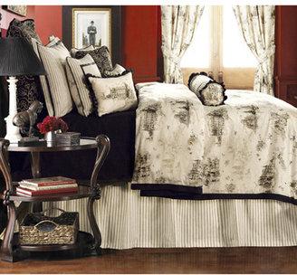 Cambridge Silversmiths Rose Tree Comforter Set, 100% Cotton
