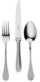 Christofle Albi Silverplate 5-Piece Place Setting