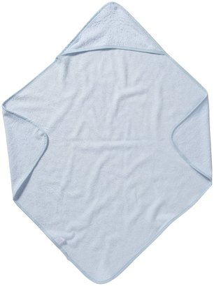 American Baby Company Hooded Towel & Washcloth Set - Blue