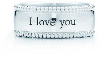 """Tiffany & Co. """"I Love You"""" Ring"""