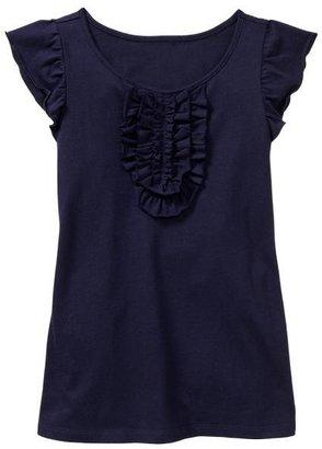 Gap Short-sleeve ruffle top