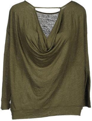 Majestic Short sleeve sweater