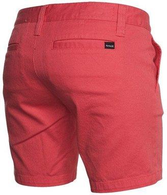 Hurley Lowrider Bermuda Shorts - Stretch Cotton Twill (For Women)