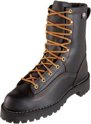 Danner Women's Rain Forest Black Uninsulated W Work Boot