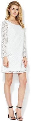 Corey Lynn Calter Cotton Crocheted Joline Dress