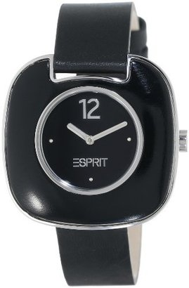 ESPRIT Women's ES103762001 Espace Black Classic Fashion Analog Wrist Watch $90.25 thestylecure.com
