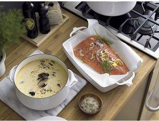 Dansk Kobenstyle White Baking Dish