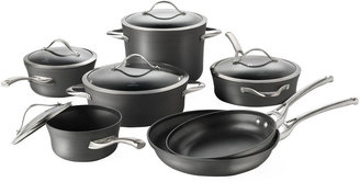 Calphalon Contemporary 12-pc. Nonstick Cookware Set