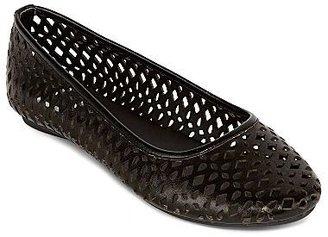JCPenney Fusion Cutout Ballet Shoes