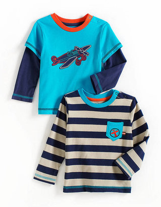 Offspring Baby Boys 12-24 Months Two-Piece T-Shirt Set