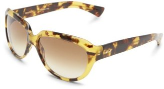 Vera Wang V210 Cat Eye Sunglasses,Tokyo Tortoise,58 mm