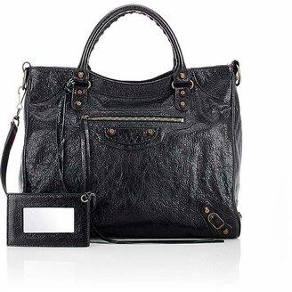Balenciaga Women's Arena Leather Classic Velo Bag