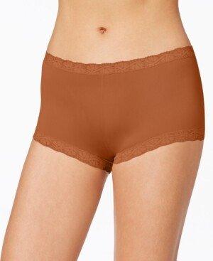 Maidenform Microfiber Boyshort Underwear 40760