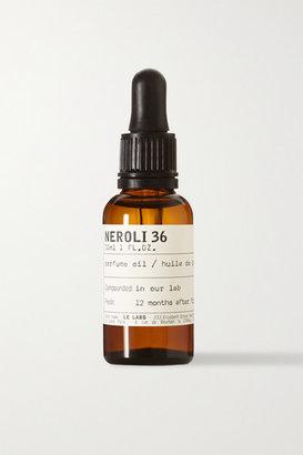 Le Labo Neroli 36 Perfume Oil, 30ml