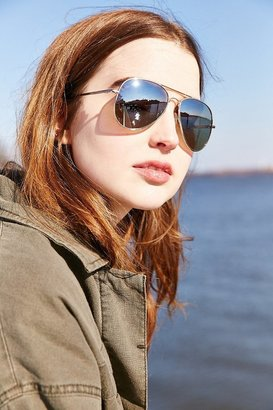 Classic Aviator Sunglasses $14 thestylecure.com