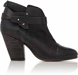 Rag & Bone Women's Harrow Leather Ankle Boots