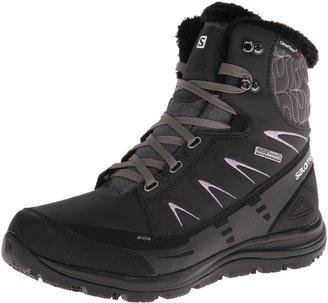 Salomon Women's Kaina Mid CS Waterproof W Snow Boot