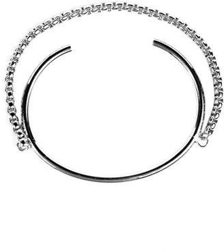 Cheap Monday Elongate Dangle Chain Bracelet