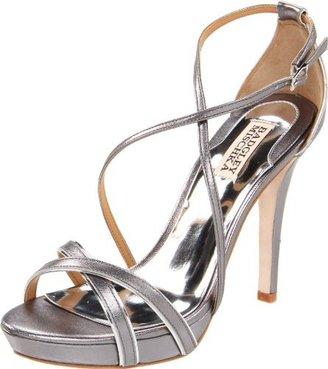 Badgley Mischka Women's Fierce Ankle-Strap Sandal