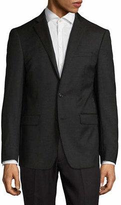 Calvin Klein X-Fit Slim Wool Suit Jacket