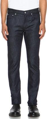 BLK DNM Slim Fit Straight Leg Jean in Whitehall Blue