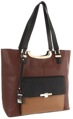 Love Moschino JC4060PP1YLH1-20A (Hide/Black/Yellow/Taupe) - Bags and Luggage