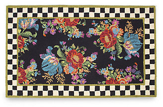 Mackenzie Childs MacKenzie-Childs Flower Market Wool Rug