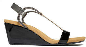 Style&Co. Shoes, Mulan Wedge Sandals