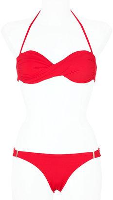 Melissa Odabash Red Martinique Bikini