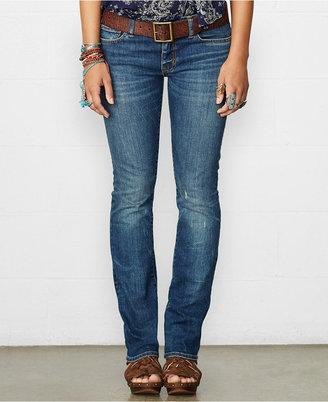Denim & Supply Ralph Lauren Jeans, Straight-Leg, Bayfest Wash