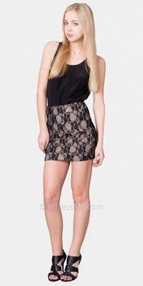 eDressMe Lace Bandage Skirts